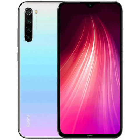 "Smartphone Xiaomi Redmi Note 8T - 6.3"" HD+ And. 9.0 Snapdragon 665 Octa 2GHz 32/64/128GB 48/13MP"