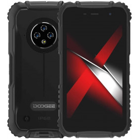"""Smartphone Doogee S35 Pro - 5.0"""" HD+ And. 10 Helio A22 Quad 2.0GHz 4/32GB 13/5MP IP68"""