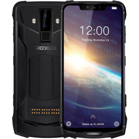 "Smartphone Doogee S90 Pro - 6.18"" FHD+ And. 9.0 Helio P70 Octa 2.1GHz 6/128GB 16/8MP IP68 Talkie"