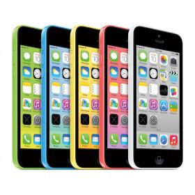 "Smartphone iPhone 5C 4.0"" 8/16/32GB iOS 7.1 Dual 1.3GHz 1.2/8MP"
