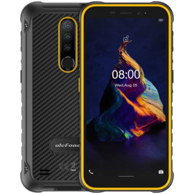 "Smartphone Ulefone Armor X8 - 5.7"" FHD+ And. 10 Helio A25 Octa 1.8GHz 4/64GB 13/8MP IP68"