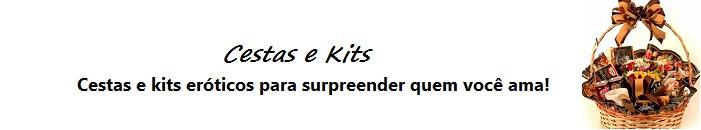 Cestas Eróticas e Kits