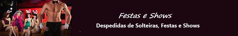 Shows, Eventos e Festas