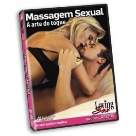 DVD Loving Sex - Aulas e Cursos Explicativos-Massagem Sexual - Loving Sex