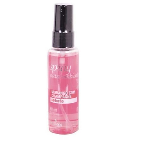 Aromatizador De Ambientes Spray 60 Ml Feitiços Aromaticos 1062