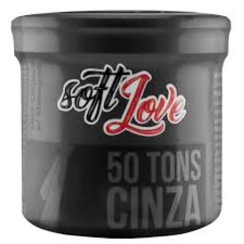 Bolinha Soft Ball - 50 Tons de Cinza (Lubrifica/Vibra)