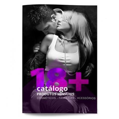Catálogo Sensual 140 páginas - Revenda