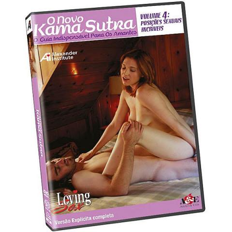 DVD Loving Sex - Aulas e Cursos Explicativos-O Novo Kama Sutra - O Guia indispensável Para Os Amantes