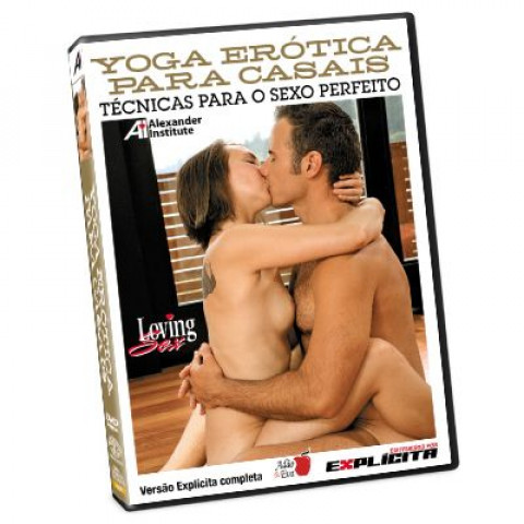DVD Loving Sex - Aulas e Cursos Explicativos-Yoga Erótica Para Casais