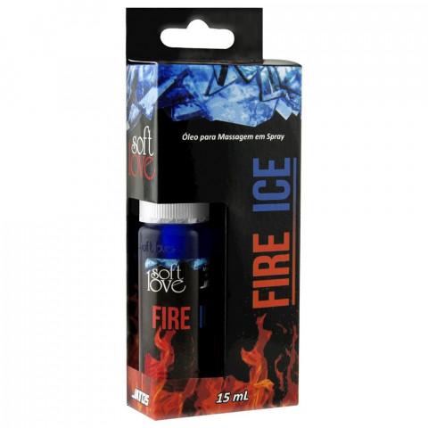 FIRE ICE JATOS 15ML SOFT LOVE