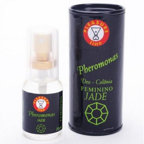 Jade Perfume Colonia Feminina 20ml