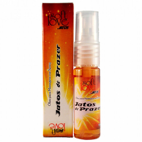 Jatos de Prazer 15ml Soft Love