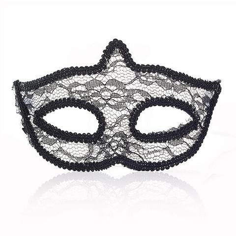 Máscara Sensual A Sós Rendada