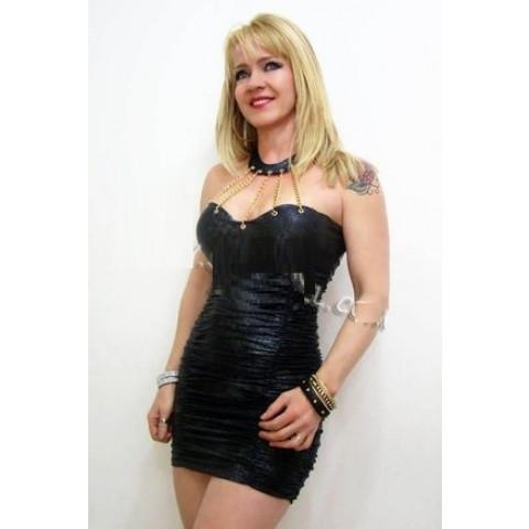 Vestido Sensual Clubwear Charmosa