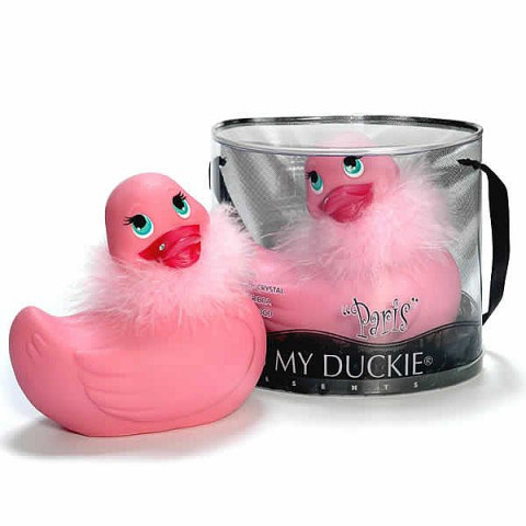 Vibrador Pato I Rub My Duckie Rose Paris Big Teaze