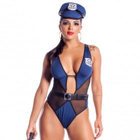 Fantasia Policial Elen