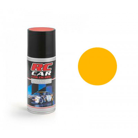 Tinta spray RC Car Colours - AMARELO (150ml)