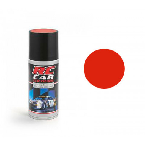 Tinta spray RC Car Colours - VERMELHO (150ml)