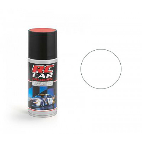 Tinta spray RC Car Colours - BRANCO (150ml)