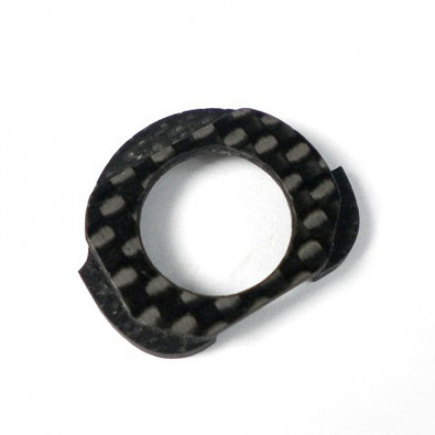 4mm Rear Carbon Belt Adjust Bearing Hub Holder Right KM Racing H-K1