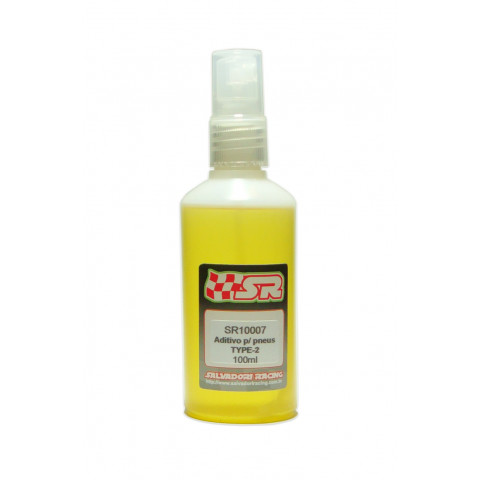 "Aditivo para pneus Salvadori Racing ""TYPE-2"" - 100ml"