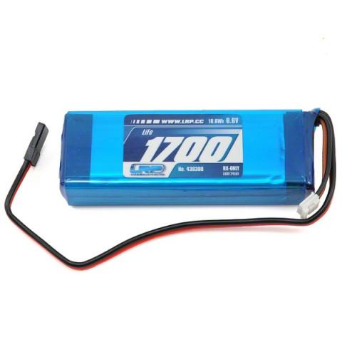 Bateria LiFe RX-TX 6.6v  1700mA LRP Electronic