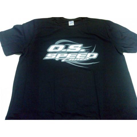 Camiseta O.S. Speed Preta - Tam. GG
