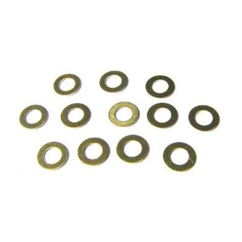 .0,20 Brass Motor Spacers (pack of 12)