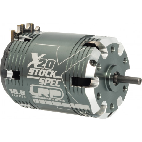 Motor brushless LRP X20 10.5t Stockspec
