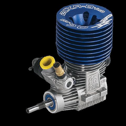 Motor O.S. Engines 21XR-B Version II