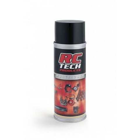 RC Tech Multi-user (lubrificante / desengripante spray) 400ml