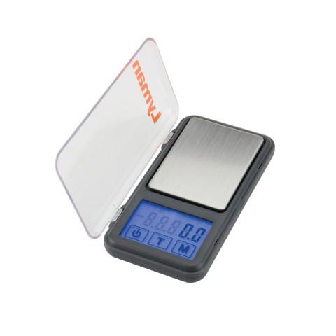BALANÇA DIGITAL LYMAN MODELO POCKET TOUCH 1500 - COMPACTA - 2 pilhas (AA)