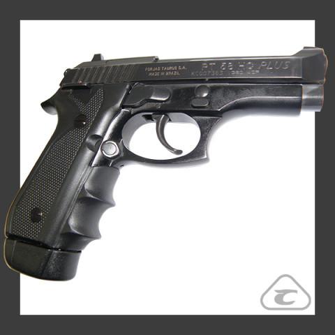 CABO / EMPUNHADURA COMBAT PARA PT 58 HC - (clique e veja os modelos compatíveis)
