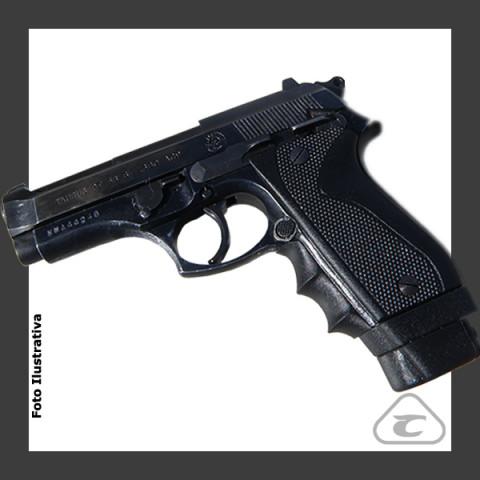 CABO / EMPUNHADURA COMBAT PARA PT 58 SPL - (clique e veja os modelos compatíveis)