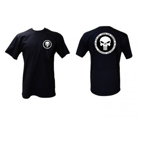CAMISETA PUNISHER / JUSTICEIRO
