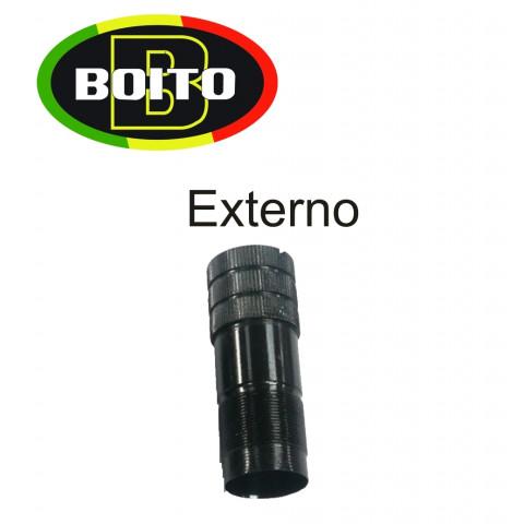 CHOQUE CAMBIÁVEL BOITO EXTERNO OXIDADO CALIBRES 12 ou 20 - (clique e veja os modelos)