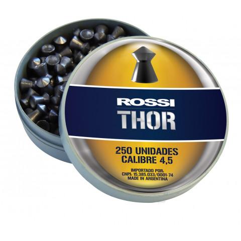 CHUMBINHO ROSSI THOR -  4,5 mm (.22) -  250 UNIDADES