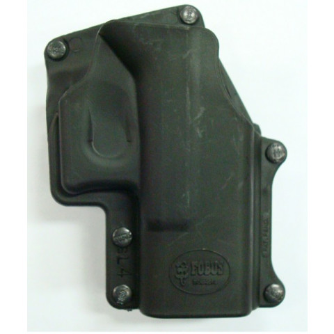 COLDRE FOBUS GL4 GLOCK (21SF/29/30/30SF/39) E SMITH WESSON SIGMA SERIES V - DESTRO  - PARA CINTO