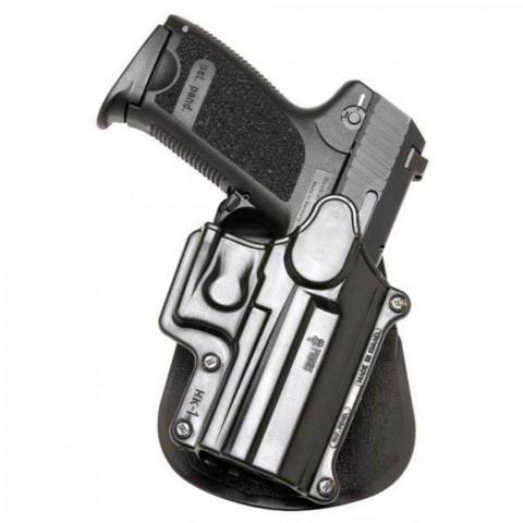 COLDRE FOBUS HK1 HK USP 9mm E 40  - PADDLE - DESTRO