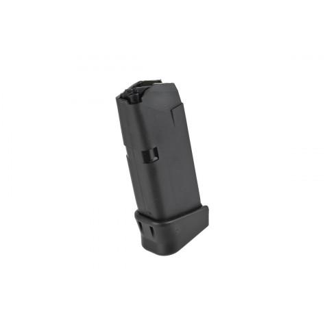 CARREGADOR ORIGINAL GLOCK PARA PISTOLA G26 CALIBRE 9mm 12 TIROS (10+2)