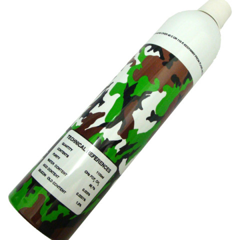 GREEN GÁS SUPER POWER 1100ml PARA PISTOLAS DE AIRSOFT