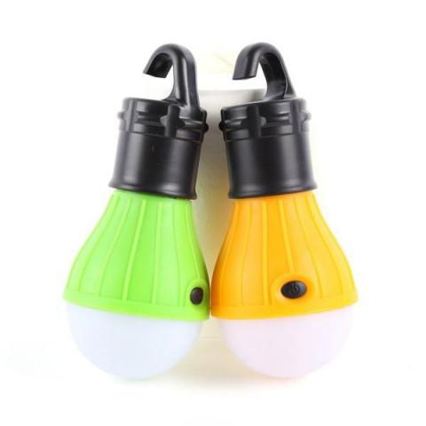 LÂMPADA / LANTERNA - LED TENT LAMP