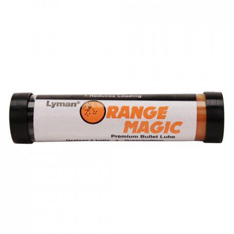 LUBRIFICANTE DE PROJÉTEIS LYMAN - ORANGE MAGIC - PREMIUM BULLET LUBE - 2960145 -