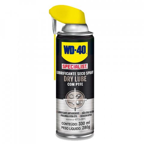 LUBRIFICANTE SECO WD-40 SPECIALIST DRY LUBE 400 ml