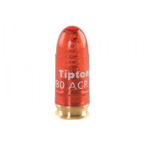 MUNIÇÃO MANEJO INERTE CAL. 380ACP SNAP CAPS TIPTON - 1 unidade