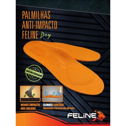 PALMILHA FELINE ANTI-IMPACTO DRY - CLIMATECONTROL