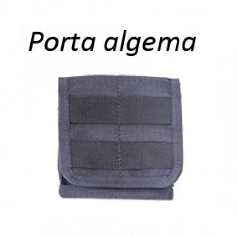 PORTA ALGEMA MODULAR CIA MILITAR - PRETO