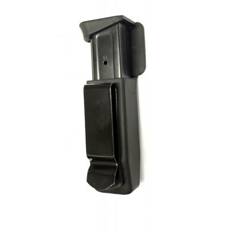 PORTA CARREGADOR VELADO (INTERNO) SIMPLES PARA TAURUS 9mm E 40SW