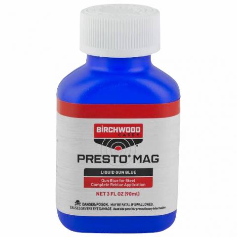 PRESTO MAG  - OXIDAÇÃO A FRIO ALTO BRILHO BICHWOOD CASEY 90ml