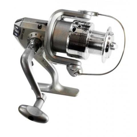 MOLINETE WESTERN FISHING 40 - MOL4000 - 1 ROLAMENTO - CAPACIDADE 0.35 - 120 mts. (AMBIDESTRO)